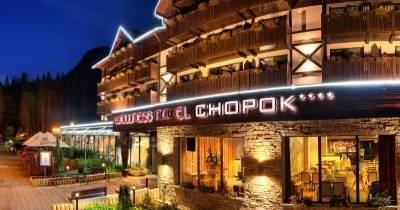 Wellness Hotel Chopok ****