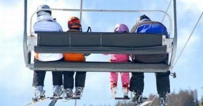 Skvělá lyžovačka