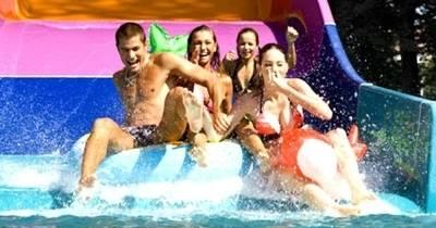 Spa/Aquapark 15% sleva Aqua