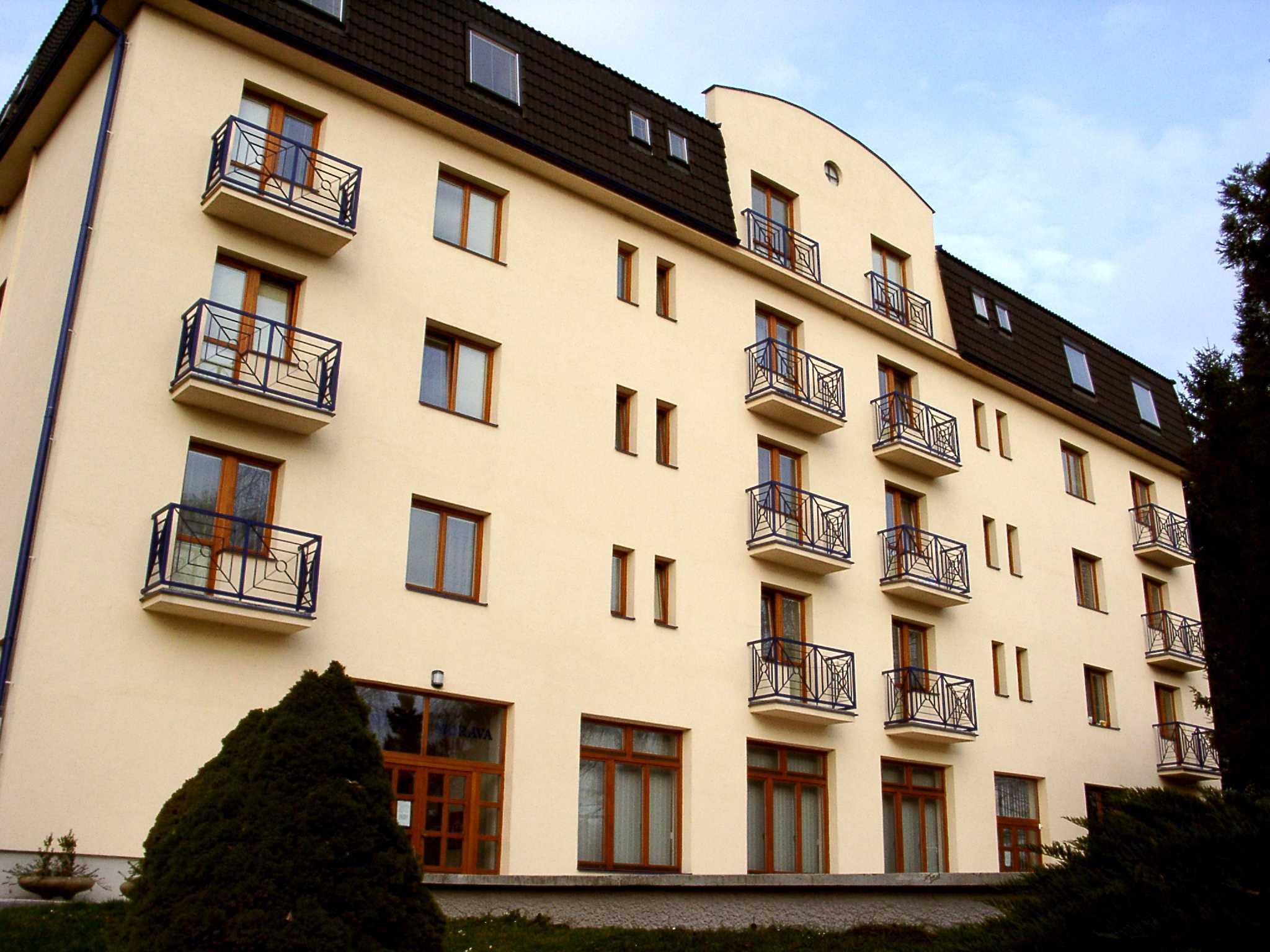 Morava Ensana Health Spa Hotel ***