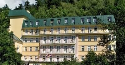 Spa Hotel Vltava ****