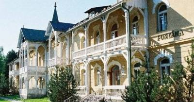 Léčebný dům Fontána **
